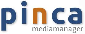 Pinca Mediamanager Logo